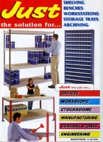 Just Wire Shelving